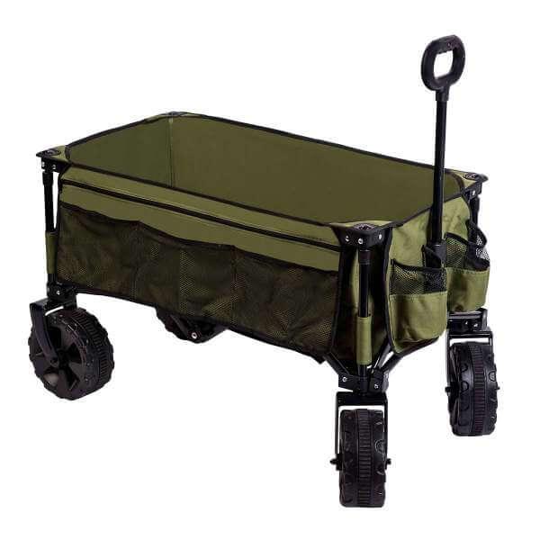 Timber Ridge Camping Wagon Review
