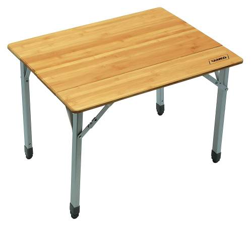 Camco Bamboo Folding Table