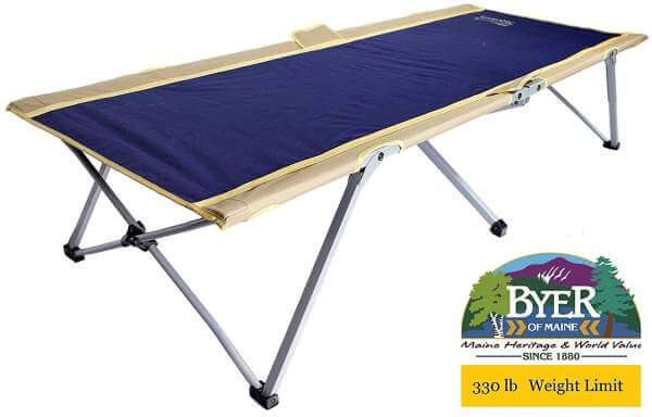 Byer of maine easy cot review