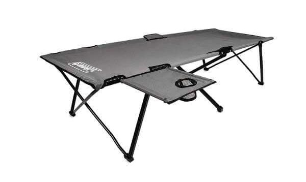 Coleman Pack Away Camping Cot Review
