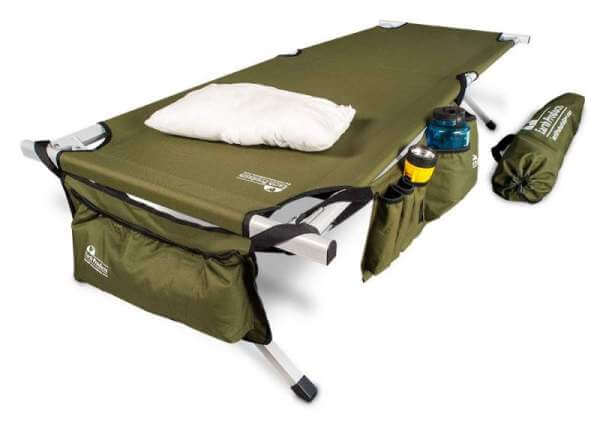 Earth ultimate military camping cot review