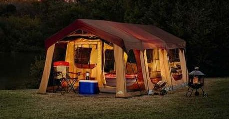 Large 10 person Cabin tent