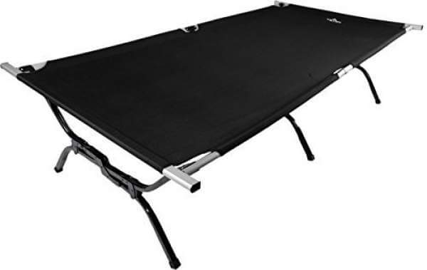 Teton Sports Outfitter XXL Camp Cot Review