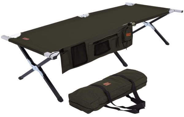 Tough Outdoors Military Camp Bed Review