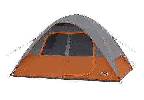 CORE 6 Person Dome Tent 11 x 9