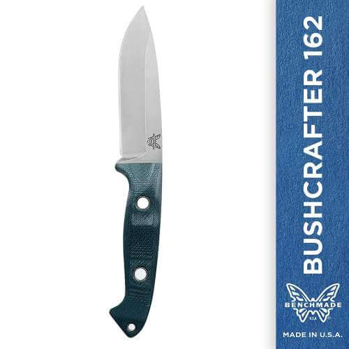 Benchmade Bushcrafter 162 Review