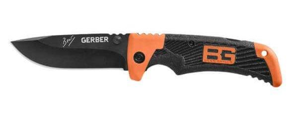 Gerber Bear Grylls Scout Knife Review