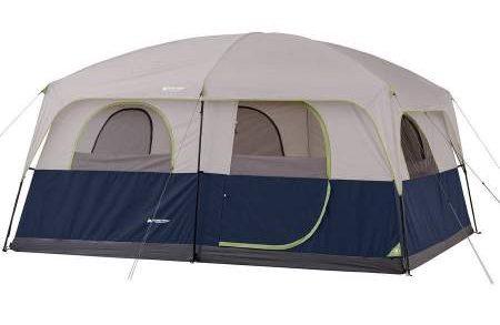 Ozark Trail 10 Person Cabin Tent