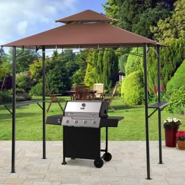 10 Best Grill Gazebos for a Backyard BBQ - The Tent Hub