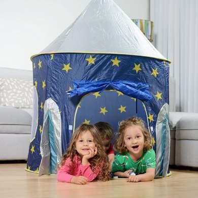USA Toyz Rocketship Play Tent