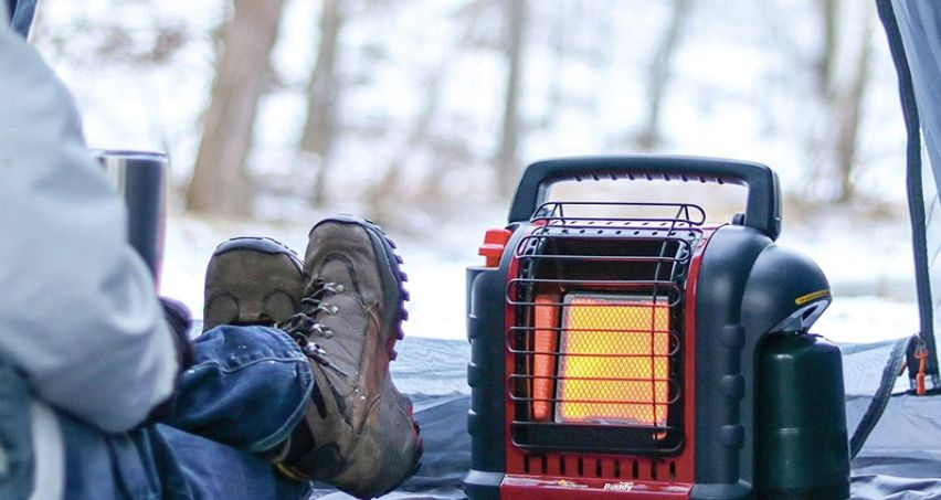 10 Best Tent Heaters for Camping Plus Full Safety Guide