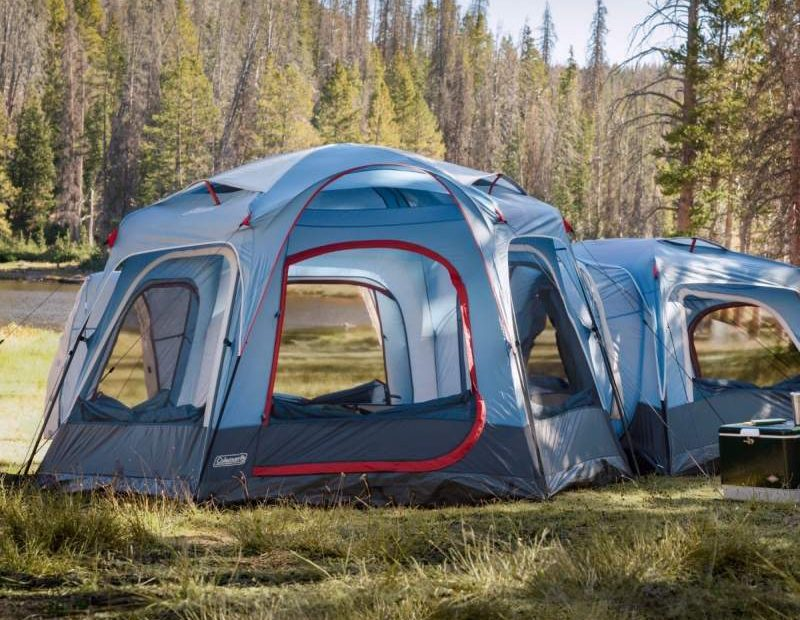 9 Best Cube Tents for Modular Camping Pod Tents that Connect