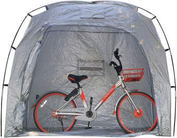 Bravindew Bicycle and Tool Storage Tent
