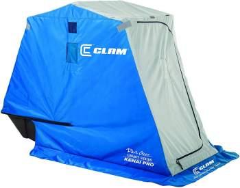 Clam 9710 Kenai Pro 1-Person Ice Fishing Shelter
