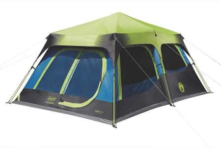 Coleman Cabin Dark Room Tent