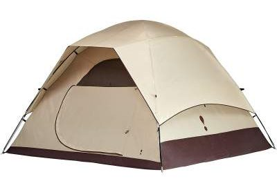 Eureka! Tetragon HD Waterproof Camping Tent