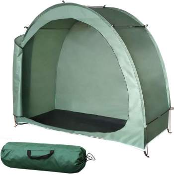 H&ZT Durable Polyester Bike Tent