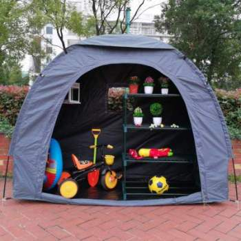 OUTOUR Bike Tent and Tools Storage Shed