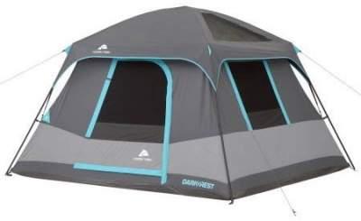 Ozark Trail Dark Rest Cabin 10' x 9'