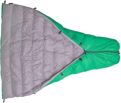 Paria Outdoor Products Thermodown Sleeping Quilt Review