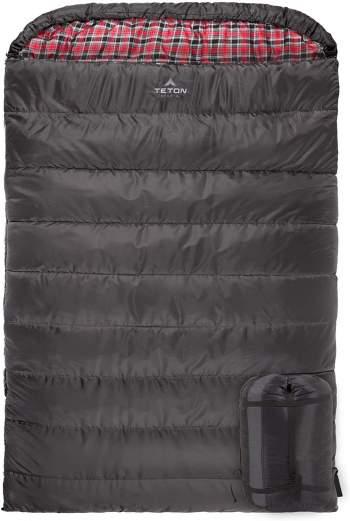 TETON Sports Mammoth Queen Sleeping Bag