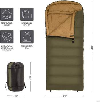 TETON Sports Regular Sleeping Bag