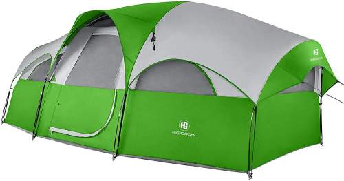 TOMOUNT 8 Person Windproof Camping Tent