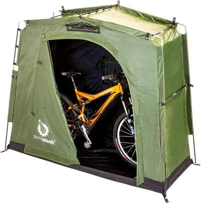 The YardStash III Bike Storage Tent