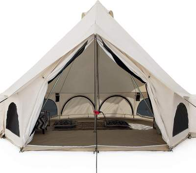White Duck Outdoors 4 Season Cotton Canvas Tent