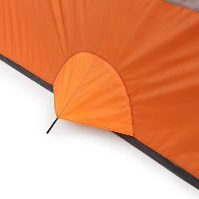 Back Vent Ozark Trail 8 Person Instant Cabin Tent