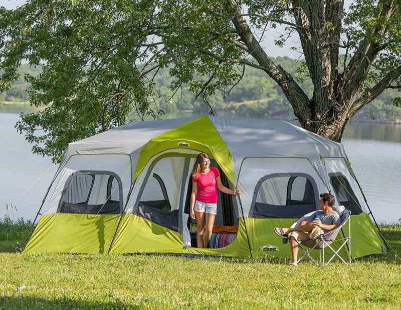 CORE 12 Person Instant Cabin Tent Review
