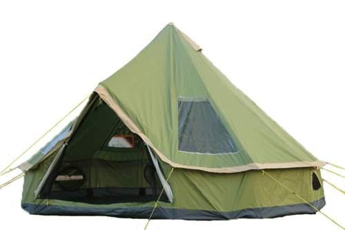 DANCHEL Lightweight Family Tipi Tent