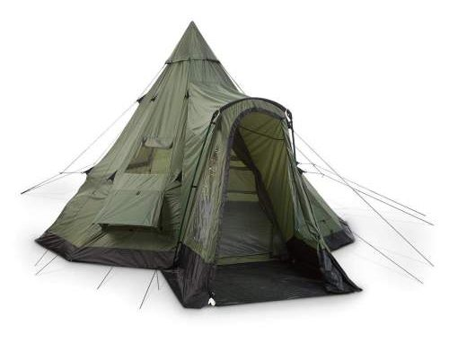 Guide Gear Deluxe 14 x 14 Teepee Tent