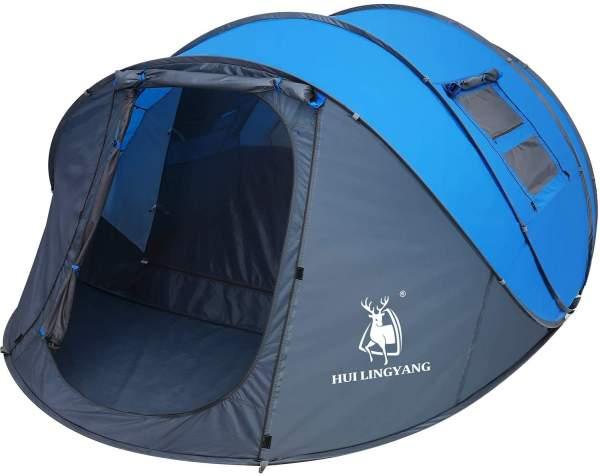 Hui Lingyang Pop Up Tent