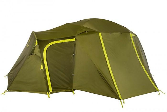 Marmot Limestone 8p Camping Tent Review
