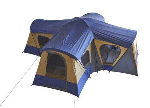 Ozark Trail Base Camp 14 Person Cabin Tent
