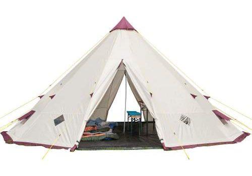 Skandika Waterproof Camping Teepee