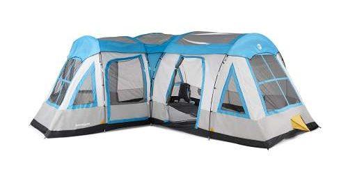 Tahoe Gear Getaway 11 Person Deluxe Cabin Tent