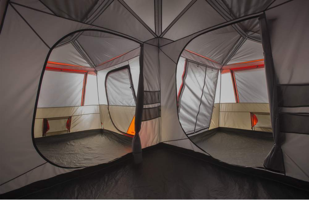 The 10 Best 3 Room Camping Tents Reviewed - The Tent Hub