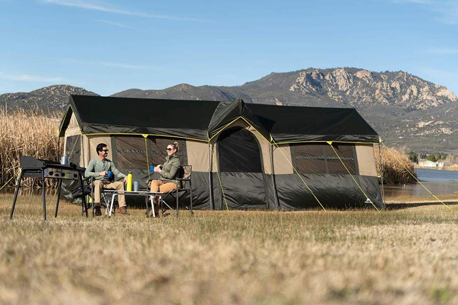 The Best 12 Person Tents for Camping