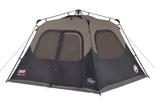 The Coleman 6 Person Instant Cabin Tent Review