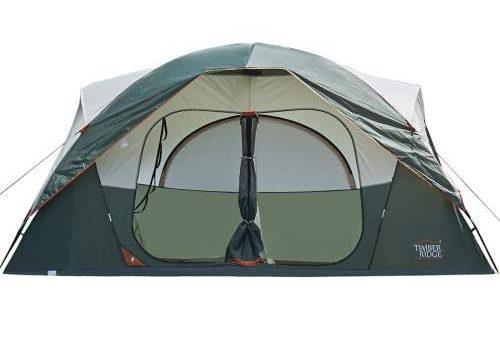 Timber Ridge Family Camping Tent