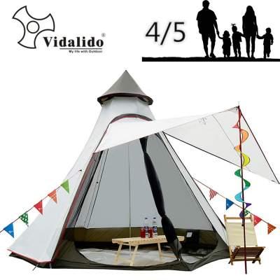 Vidalido Teepee Camping Tent