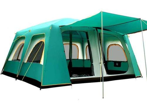 Winter Fishing 16 Person Camping Tent