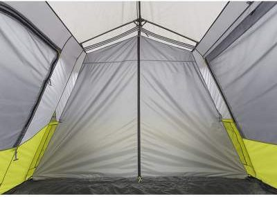 large interior CORE 9 person instant tent