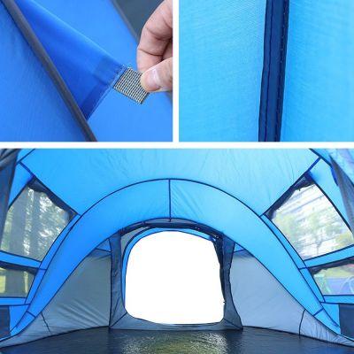 the inside Hui Lingyang Pop Up Tent