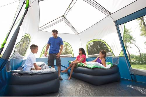 family space camp valley tent