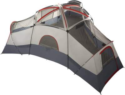 framework 20 person cabin tent