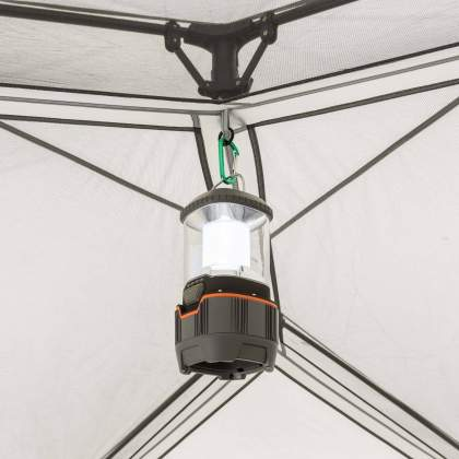 hanging lantern ozark hexagon tent