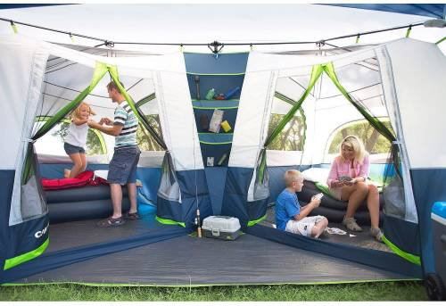 huge room campvalley instant tent